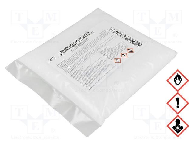 AG TERMOPASTY ART.AGT-091 - Kemiallinen aine: syövyttäjä
