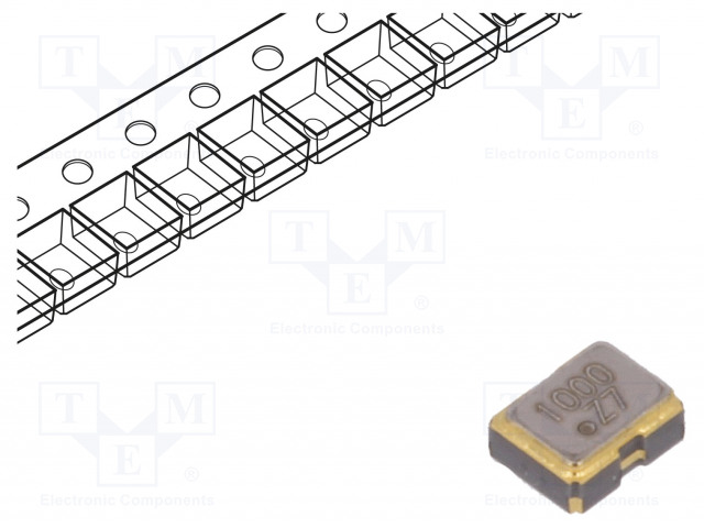 IQD FREQUENCY PRODUCTS LFSPXO071190CUTT - Generator: quartz
