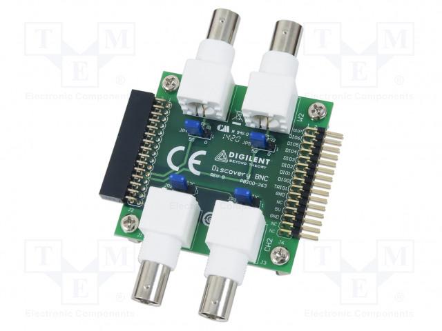 DIGILENT BNC ADAPTER BOARD - Adapter