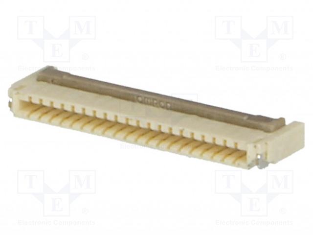 OMRON OCB XF2W20151AR100 - Connector: FFC (FPC)