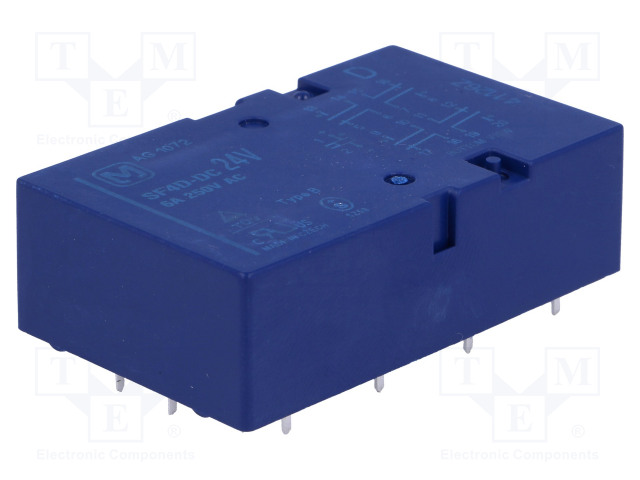 PANASONIC SF4D-DC24V - Relay: electromagnetic