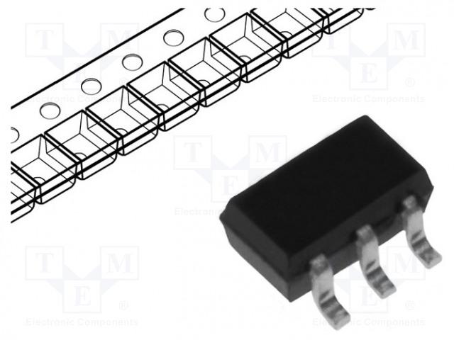 INFINEON TECHNOLOGIES BC846SH6327 - Transistor: NPN x2