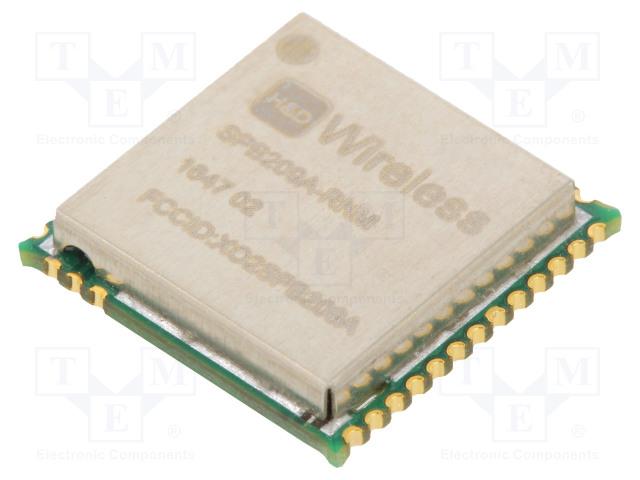 H&D Wireless SPB209A-LRNMQ-1 - Module: IoT