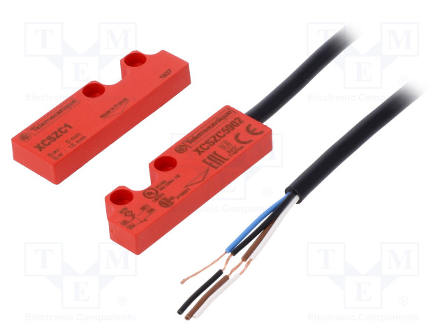 SCHNEIDER ELECTRIC XCSDMC5902 - Bezpečnostní spínač: magnetický