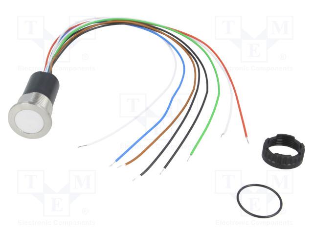SCHURTER 3-101-403 - Switch: capacitive