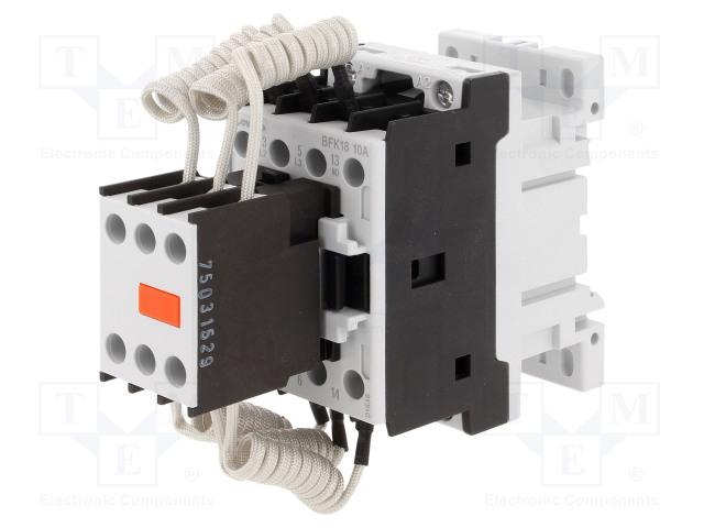 LOVATO ELECTRIC BFK1810A230 - Kontaktori: 3-napainen