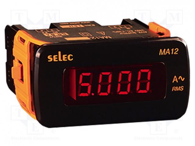 SELEC GMBH MA12-CU - Amperímetro