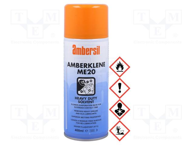AMBERSIL 31554 - Puhdistusaine
