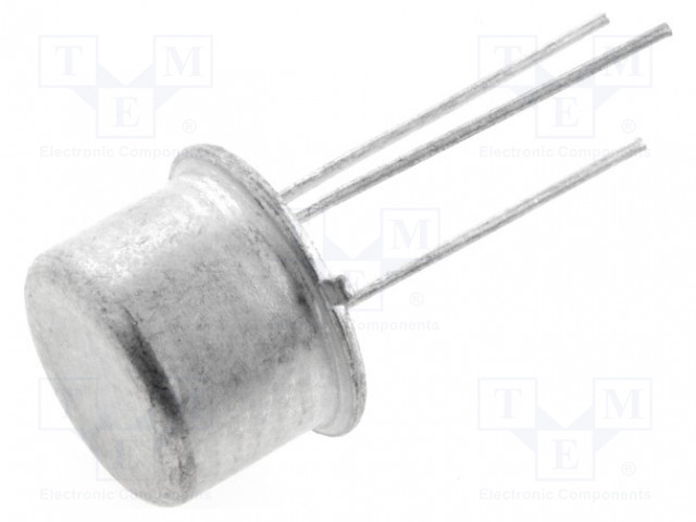TEXAS INSTRUMENTS LM117H/NOPB - IC: voltage regulator