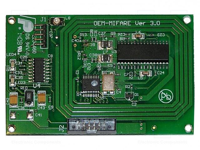 ECCEL OEM-MICODE-RS232 - RFID reader