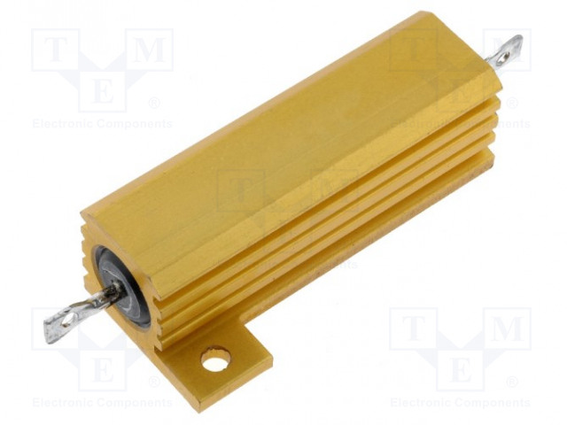 TE Connectivity 3-1630186-3 - Resistor: wire-wound