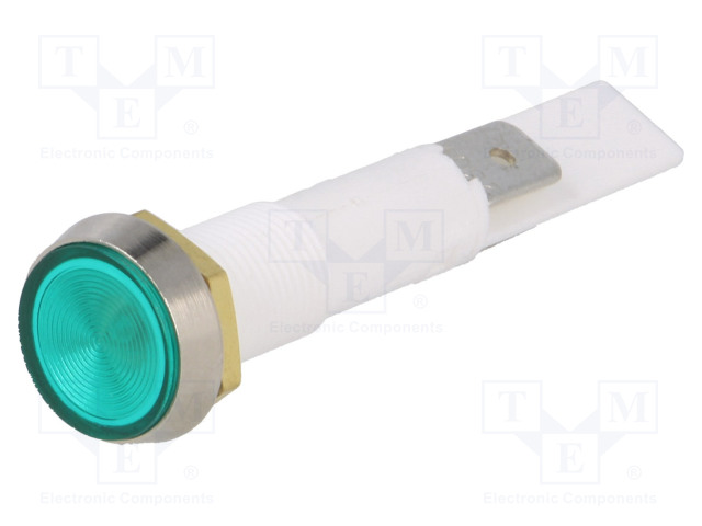 BULGIN C027500NAH - Indicator: with neon lamp