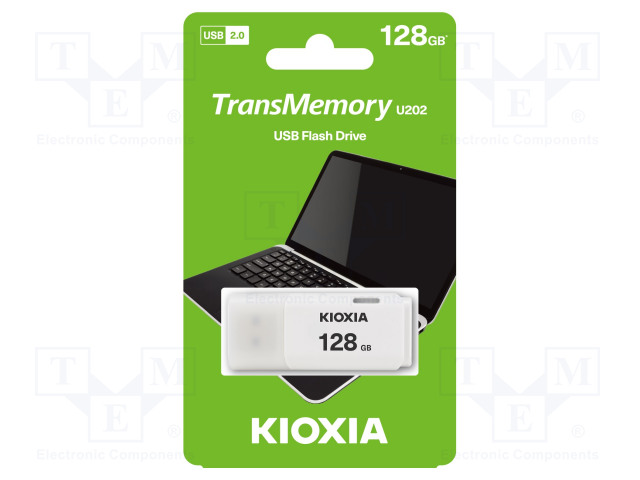 KIOXIA LU202W128GG4 - Pendrive