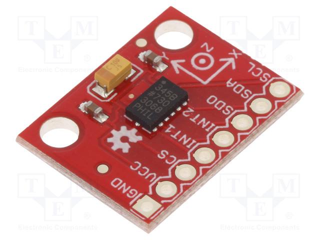 SPARKFUN ELECTRONICS INC. SEN-09836 - Sensor: position