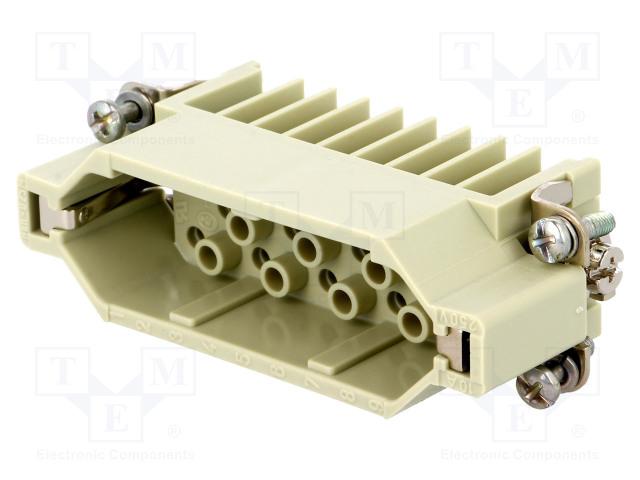 HARTING 09210253001 - Connecteur: HAN
