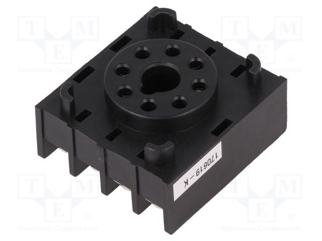 PANASONIC AT78041 - Relays accessories: socket