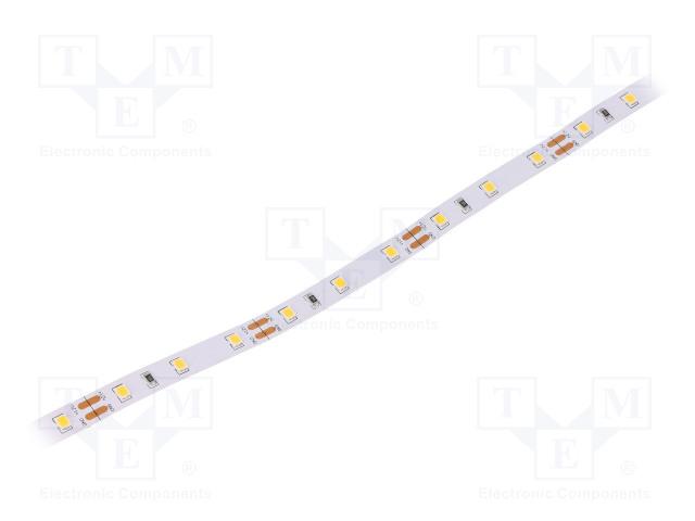 WISVA OPTOELECTRONICS HH-S60F008-2835-12 WW WHITE PCB IP20 - Ταινία LED