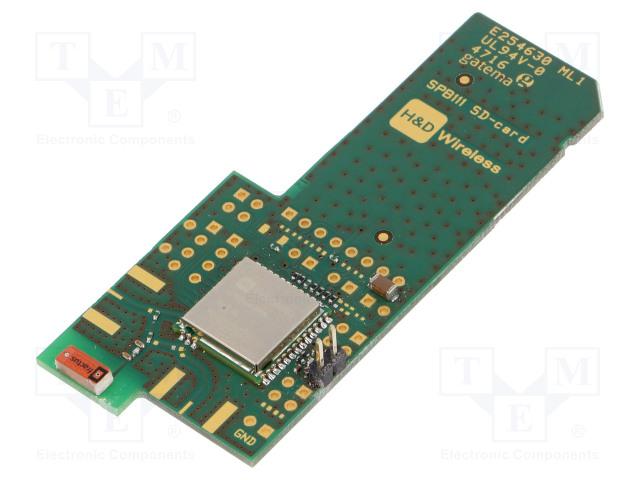 H&D Wireless HDA209 - Dev.kit: evaluation