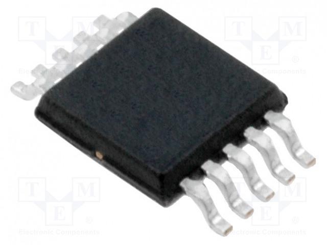 Analog Devices AD5312ARMZ - Převodník D/A