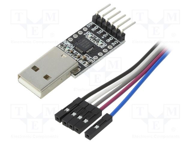 OKYSTAR OKY3411 - Module: converter