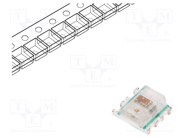 WORLDSEMI WS2812B-2020 - LED