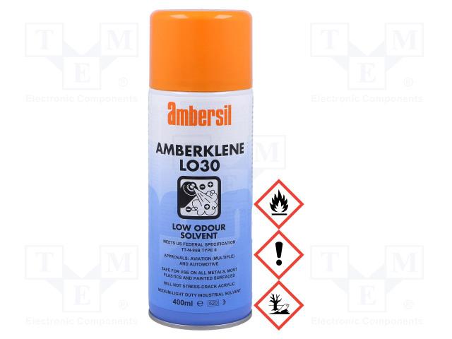 AMBERSIL 31555 - Puhdistusaine