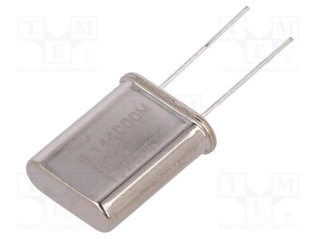 IQD FREQUENCY PRODUCTS LFXTAL003134BULK - Resonator: quartz