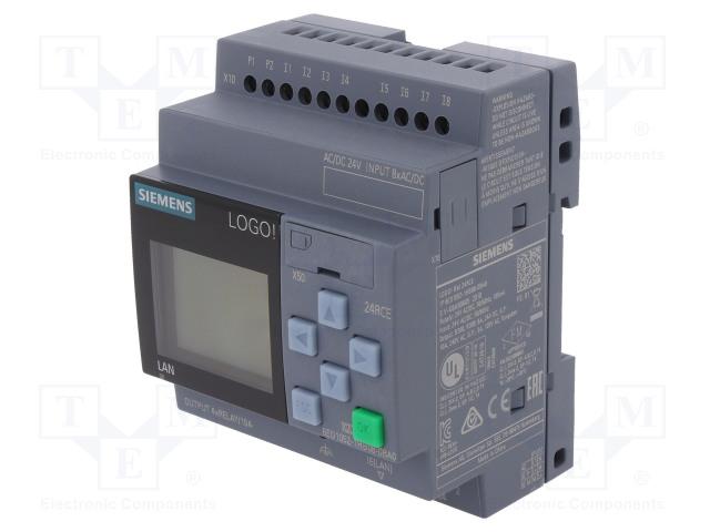 SIEMENS 6ED1052-1HB08-0BA0 - Programmable relay