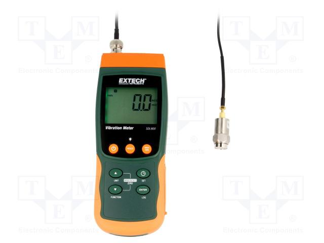 EXTECH SDL800 - Vibrometer