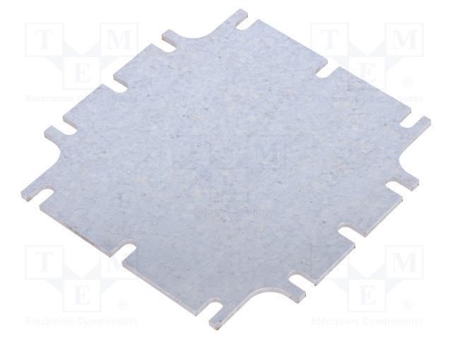 KRADEX ZMB105.105 - Płyta montażowa