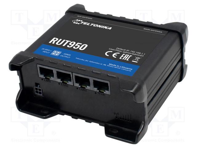 TELTONIKA RUT950U022C0 - Modul: router GSM