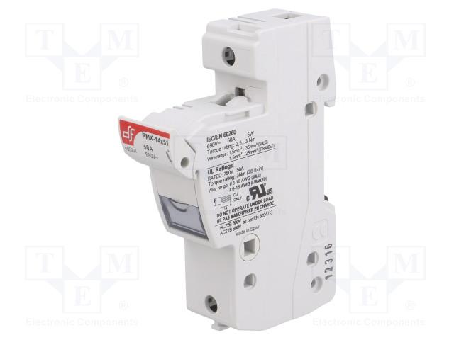 DF ELECTRIC 485201 - Гніздо