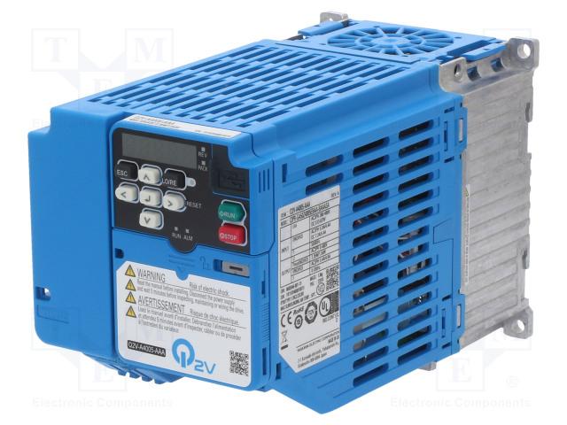 OMRON Q2V-A4005-AAA - Inverter