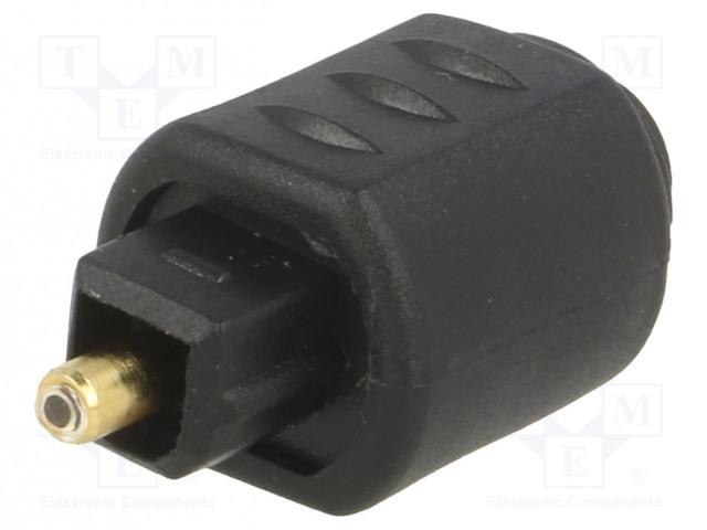 LOGILINK CA1016 - Konektor: světlovodný