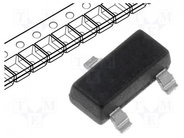 NXP BC846B.215 - Transistor: NPN
