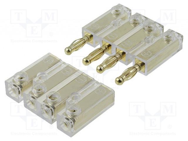 ACV 30.4150-02 - Konektor: reproduktorový
