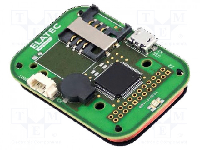 ELATEC TWN4 MULTITECH 3 BLE WIEGAND OEM PCB - RFID reader