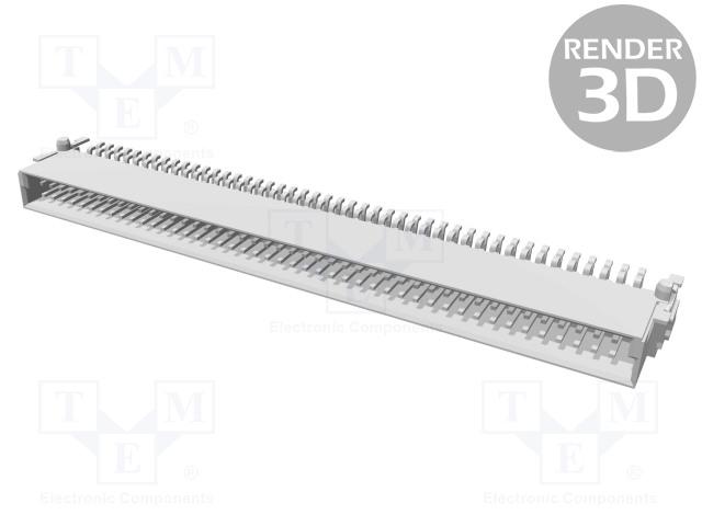 HARTING 15150902601000 - Konektor: plošný spoj-plošný spoj