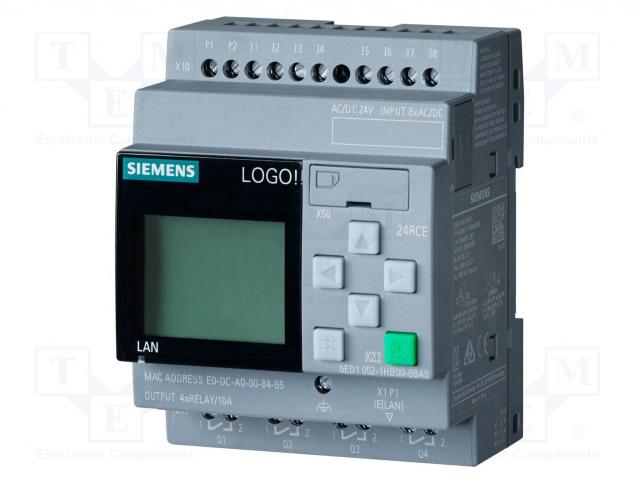 SIEMENS 6ED1052-1MD00-0BA8 - Programmierbares Relais