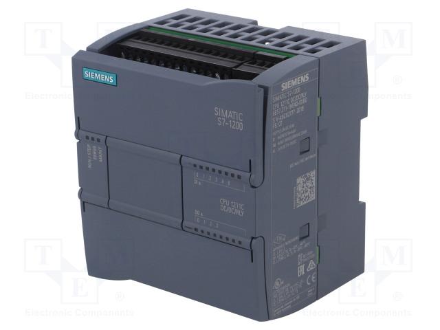 SIEMENS 6ES7211-1HE40-0XB0 - Modul: programmierbare PLC-Steuerung