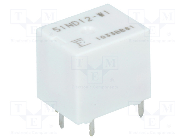 FUJITSU FBR51ND12-W1 - Relay: electromagnetic