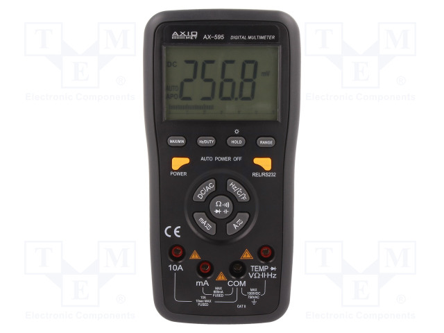 AXIOMET AX-595 - Digital multimeter