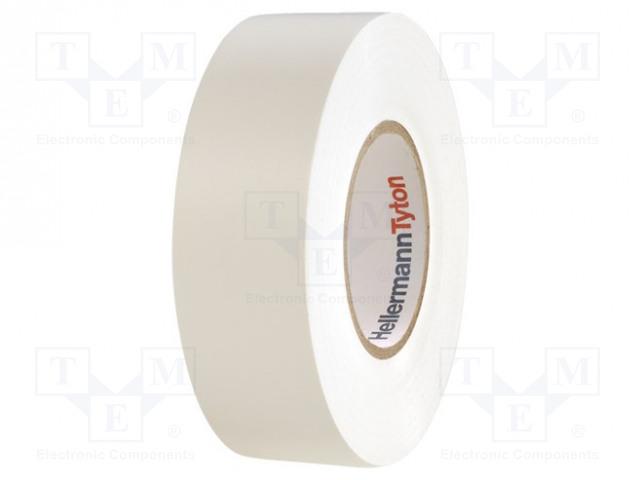 HELLERMANNTYTON 710-10607 - Páska: elektroizolačná