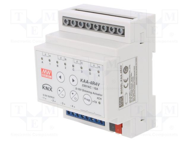 MEAN WELL KAA-4R4V-10 - Kontrolér LED