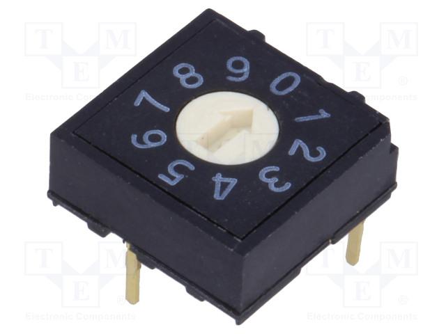 OMRON A6R-101RF - Kódový přepínač