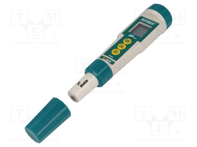 EXTECH PH100 - Aparat pt.măsurarea pH-ului