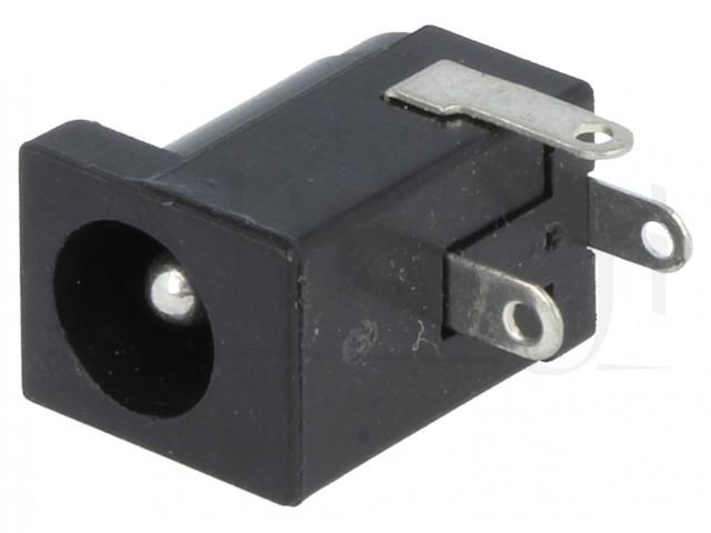 PC-GK2.5 NINIGI, Buchse