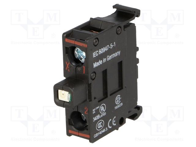 EATON ELECTRIC M22-LEDC230-R - Illuminating unit