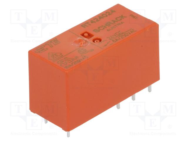 TE Connectivity 6-1393243-8 - Przekaźnik: elektromagnetyczny