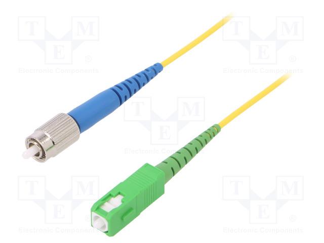 FIBRAIN G-SCA-FC-S-002.0-SX-A-18-Y - Fiber patch cord